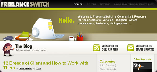 http://freelanceswitch.com/index.php