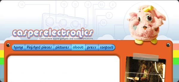 Casper Electronics