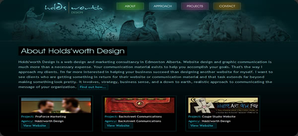 Holdsworth Design